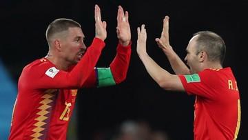 MŚ 2018: emocjonujący koniec rywalizacji w grupie B. Hiszpania i Portugalia grają dalej