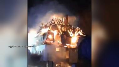 Tajemniczy pożar zabytkowej willi. Mieszkańcy nie wierzą w przypadek