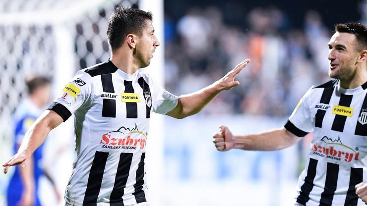 Fortuna 1 Liga: Sandecja Nowy Sącz – GKS Jastrzębie. Transmisja w Polsacie Sport News