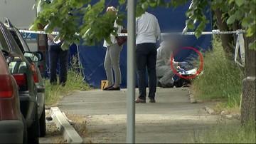 Strzały przed komisariatem w Opolu. Zginął 43-letni mężczyzna