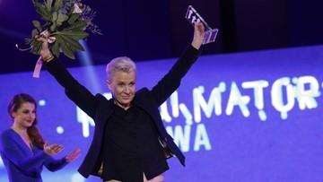 """Dziennikarka Polsat News Ewa Żarska z nagrodą w konkursie """"MediaTory"""""""