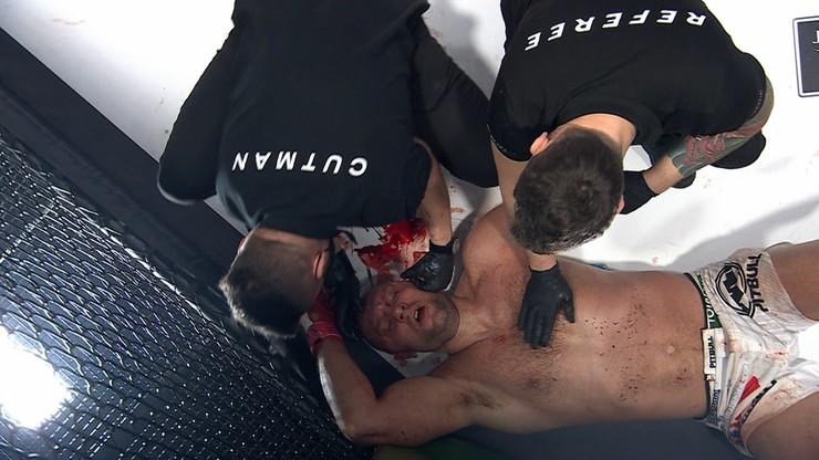 FEN 33: Niespodzianka! Marcin Sianos ubity przez rywala (WIDEO)