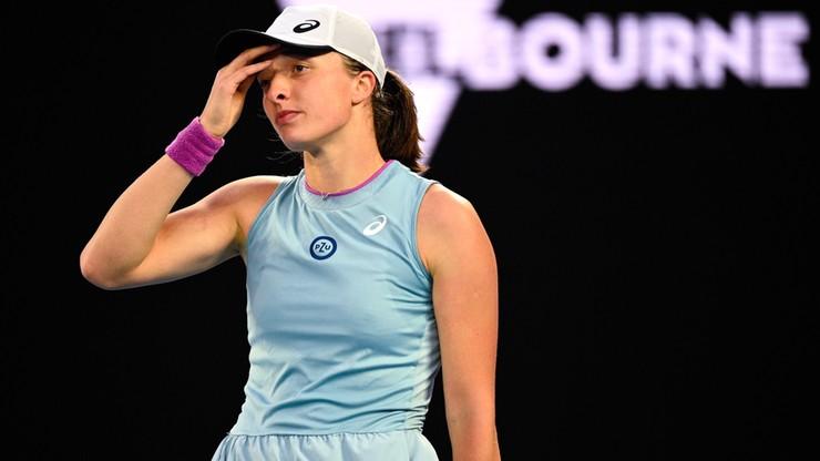 Australian Open: Iga Świątek i Łukasz Kubot odpadli w 1/8 finału miksta