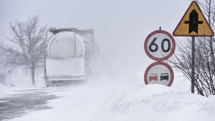 Mróz, śnieg, zamiecie. Przed nami trudny tydzień