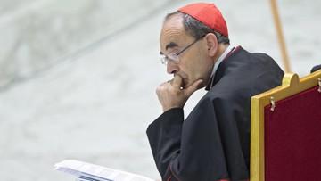 Wyrok więzienia w zawieszeniu dla kardynała Barbarina za niezgłoszenie pedofilii