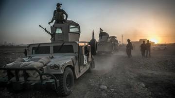 Irackie siły ruszyły na Mosul