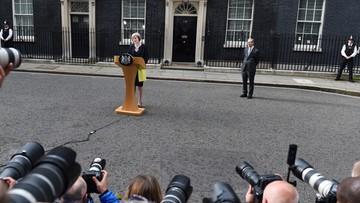 Teresa May powołała głównych ministrów nowego rządu