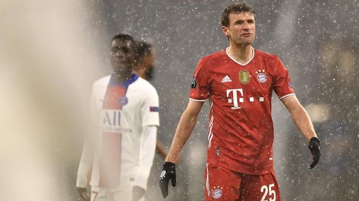 Liga Mistrzów: Thomas Mueller dogonił legendy. Zrównał się z Ibrahimovicem i Szewczenką