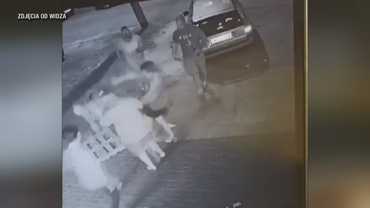 Brutalne pobicie przed sklepem w Radomiu. Jest kolejny zatrzymany