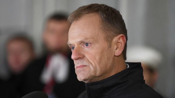 Gdańscy policjanci zajmują się sprawą telefonu z groźbą zamordowania Donalda Tuska