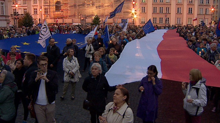 """Mec. Kaczyński pozywa PiS za spot wyborczy. """"Bezprawnie wykorzystuje wizerunek protestujących"""""""