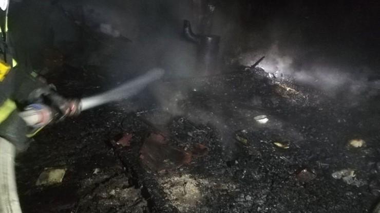 Pobił, związał i podpalił. Prokuratura prowadzi śledztwo ws. zabójstwa w Nowej Hucie