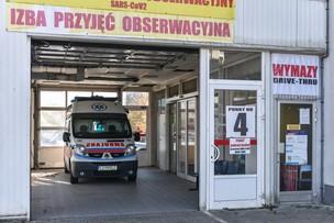 """Pacjenci z Rumunii w łódzkim szpitalu. """"Lekarze robią, co mogą, aby im pomóc"""""""