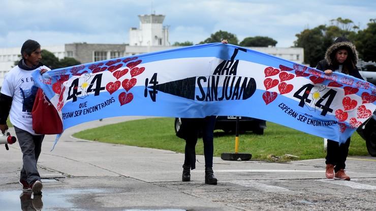 Argentyna w żałobie po odnalezieniu wraku okrętu podwodnego, który zaginął ponad rok temu