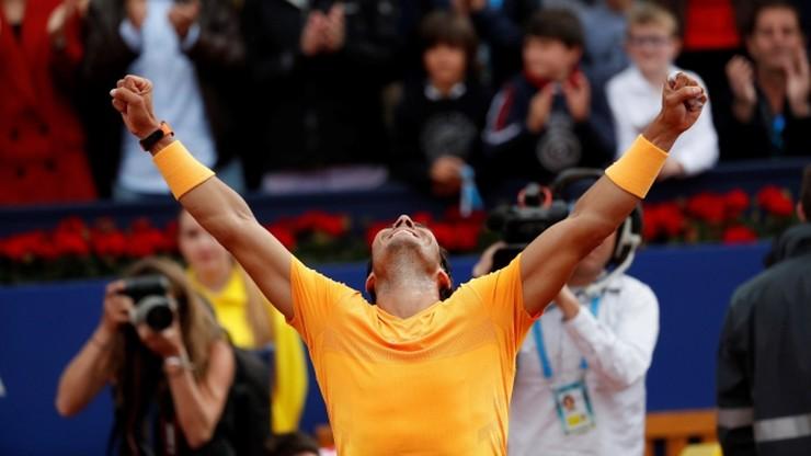 ATP w Barcelonie: Nadal najlepszy po raz jedenasty