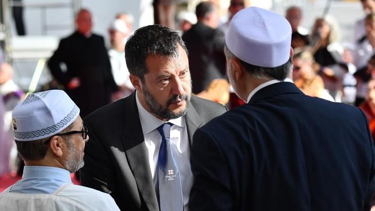 Włoski sąd zgadza się na wpuszczenie hiszpańskiego statku z migrantami. Salvini protestuje