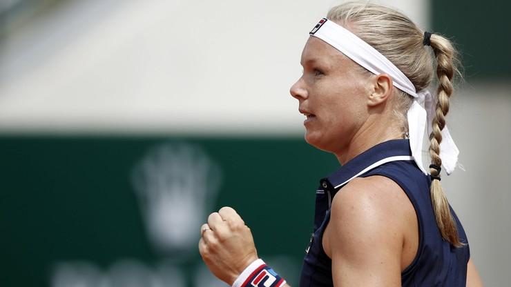 WTA w 's-Hertogenbosch: Bertens z Riske w finale