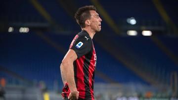 Mario Mandżukić odchodzi z Milanu