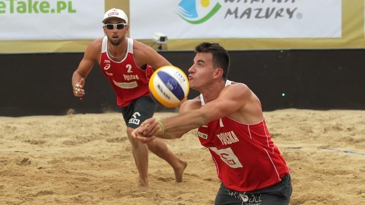 WT w siatkówce plażowej: Fijałek i Bryl awansowali do półfinału