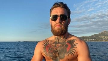 McGregor wraca z emerytury! Zapowiedział walkę z legendą