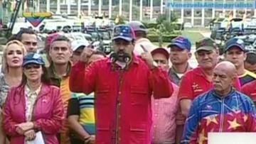 """Organizacja Państw Amerykańskich grozi Wenezueli. Ma """"przywrócić demokrację"""""""
