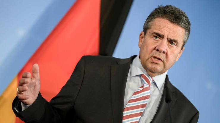 Szef MSZ Niemiec: Berlin popiera mediacje ws. kryzysu w Zatoce Perskiej