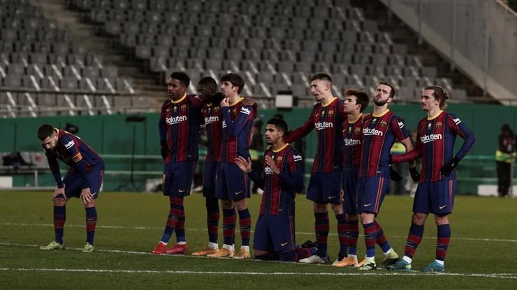 """Superpuchar Hiszpanii: FC Barcelona pierwszym finalistą. """"Duma Katalonii"""" awansowała bez Leo Messiego"""