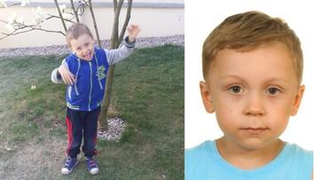Policja szuka 5-letniego Dawida. Jego tatę znaleziono martwego