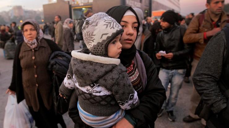Od początku roku do Europy przybyło 80 tys. uchodźców