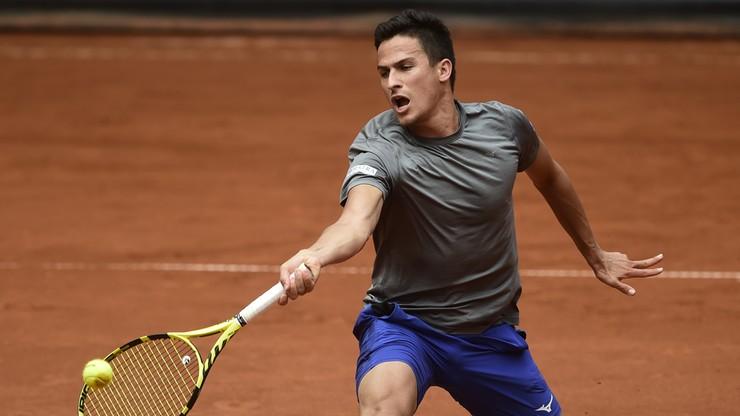 ATP w Umag: Kwalifikant Balazs w półfinale
