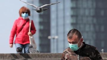 Kiedy szczyt zachorowań w Polsce? Jest prognoza Uniwersytetu Waszyngtońskiego