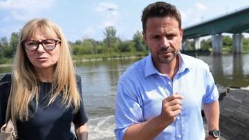 Trzaskowski: sytuacja jest poważna, ale nie zagraża zdrowiu i życiu ludzi