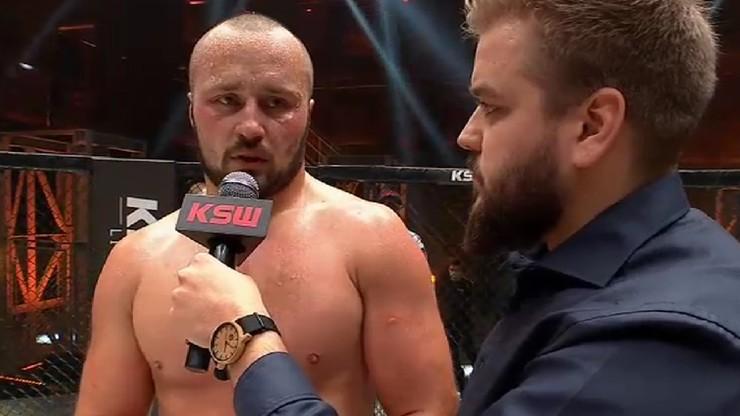 KSW 56. Tomasz Narkun: Byłem bardzo zmotywowany przed tą walką
