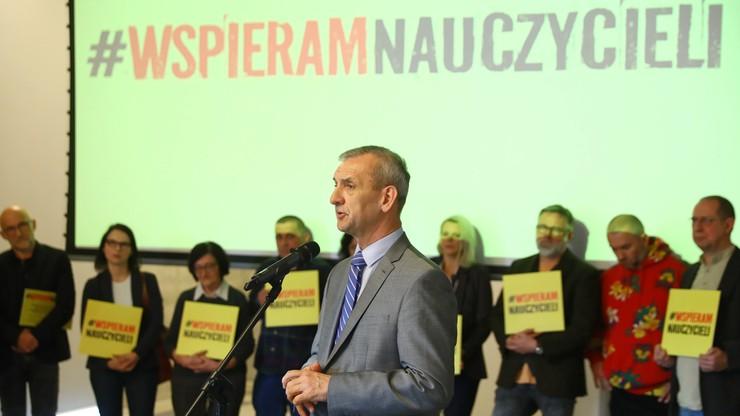 Fundusz strajkowy ZNP. Na koncie protestujących nauczycieli już ponad 2,2 mln zł. Kwota stale rośnie