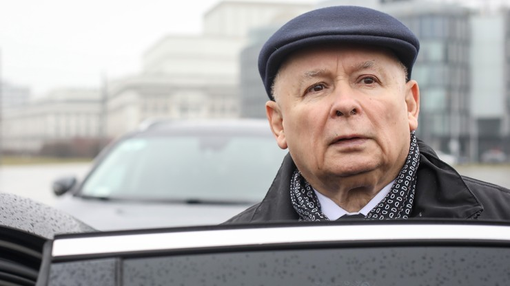 Jarosław Kaczyński: trzy osoby mogłyby zostać moimi następcami