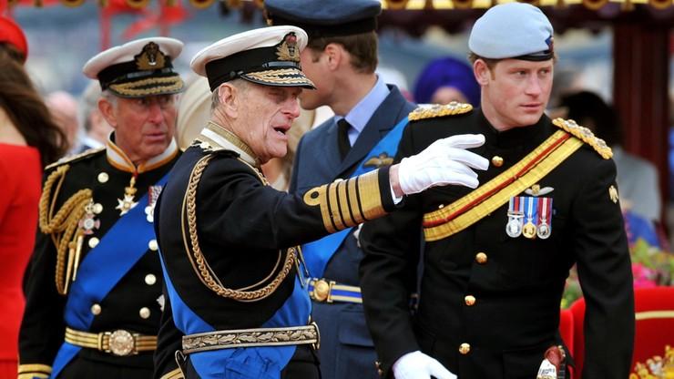 Pogrzeb księcia Filipa. Wiele niewiadomych ws. udziału księcia Harry'ego