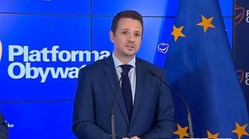 Trzaskowski: nowelizacja Kodeksu wyborczego upolityczni wybory
