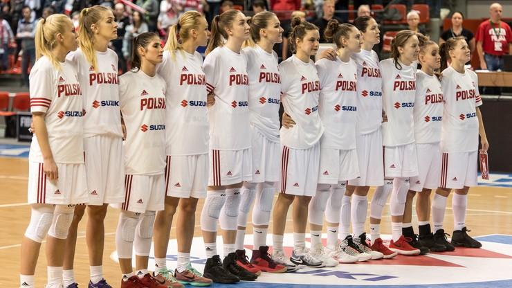 El. ME koszykarek: Listopadowe mecze kadra rozegra w Bydgoszczy