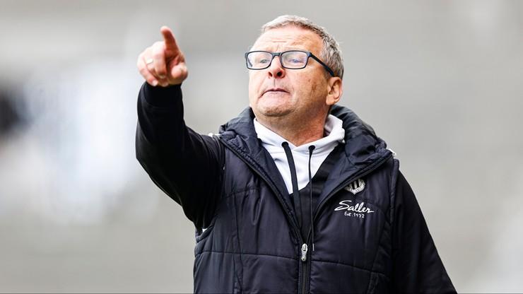 Fortuna 1 Liga: Piotr Mandrysz nie jest już trenerem Sandecji