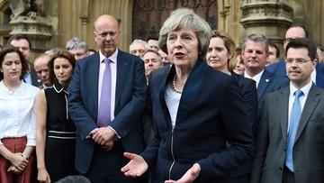 """""""Brexit będzie sukcesem"""". Przyszła premier Wielkiej Brytanii zapowiada zmiany"""