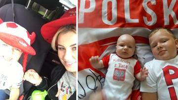 Polacy wspierają biało-czerwonych. Wasze zdjęcia