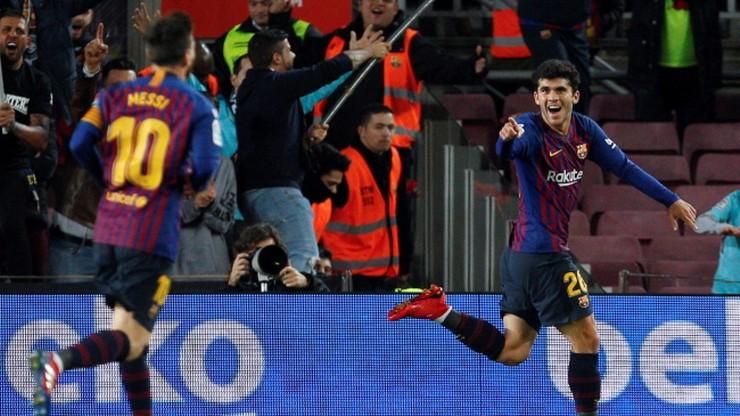 Dobra passa Barcelony z Villarreal trwa, remis Atletico Madryt