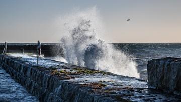 Silny sztorm na Bałtyku. Jest ostrzeżenie IMGW