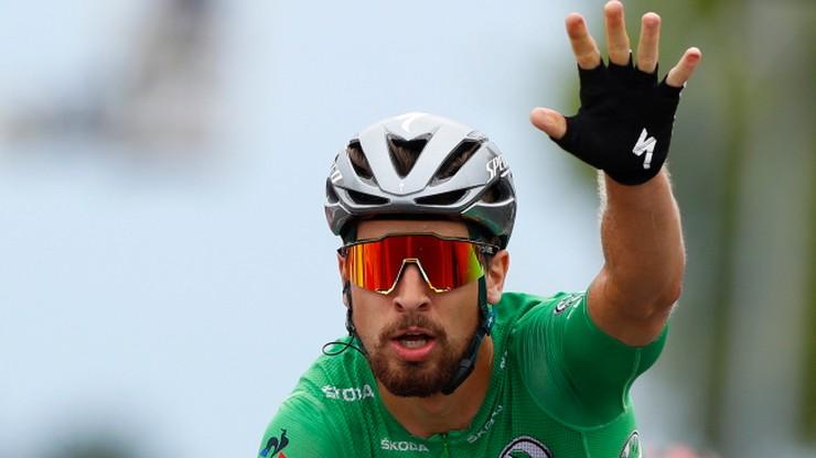 Tour de France: Sagan wygrał sprint w Valence