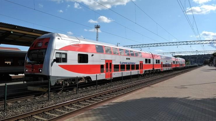 Litewska kolej planuje pociąg do Warszawy. Chce połączyć trzy stolice