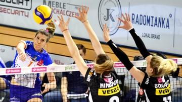 Tauron Liga: Siatkarki ŁKS wciąż w grze o brązowy medal