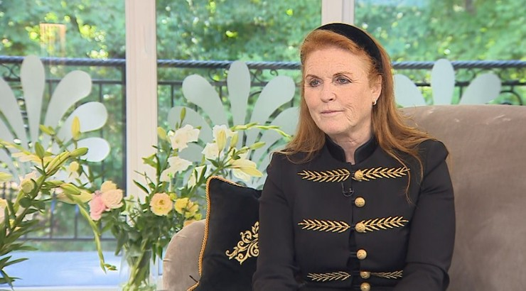 Sarah Ferguson, księżna Yorku: gdy tylko ląduję w Polsce, czuję spokój. Czuję, że mogę być Sarą
