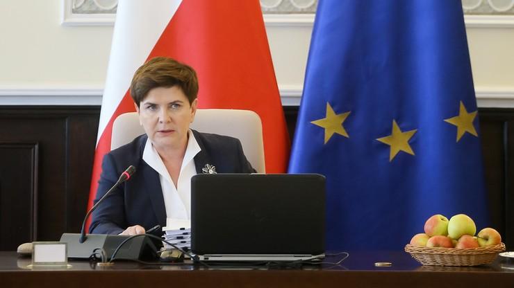 Spotkanie Szydło i Stoltenberga m.in. o szczycie NATO i relacjach polsko-rosyjskich