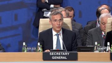 Stoltenberg: podejmiemy decyzje mające wpływ na nasze bezpieczeństwo przez wiele lat