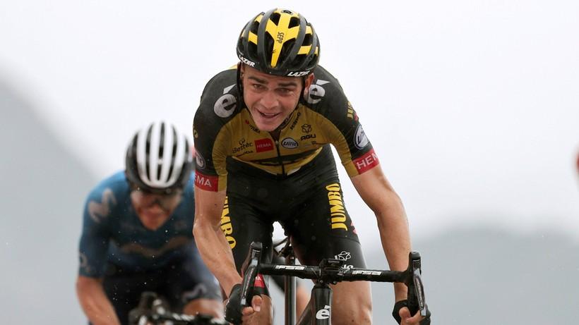 Tour of Britain: Wout van Aert wygrał ostatni etap i cały wyścig